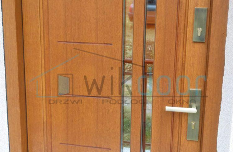 Poważnie Montaż drzwi | Drzwi Limanowa - Okna Limanowa - Bramy garażowe OC07