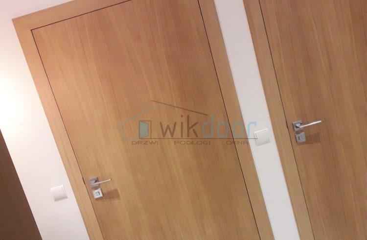 Montaż drzwi w Cracovia Park