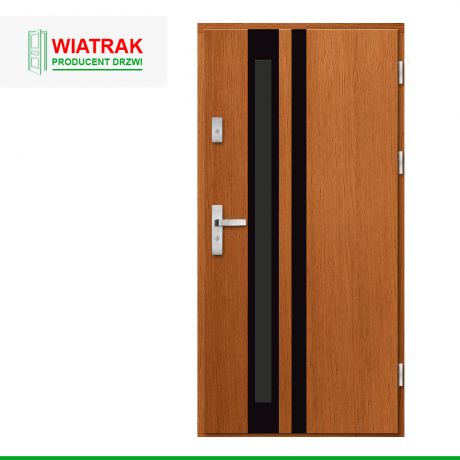WIATRAK – drzwi płytowe, wzór DP29