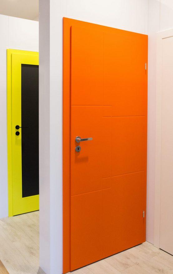 STOLBUD WŁOSZCZOWA – Drzwi wewnętrzne – Model GLAMOUR C.1. (z ościeżnicą) – OKAZJA !!!