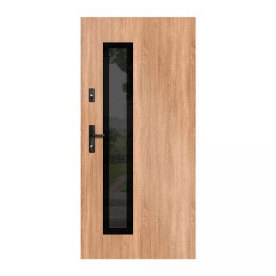 WIKĘD – drzwi zewnętrzne stalowe – GD01B