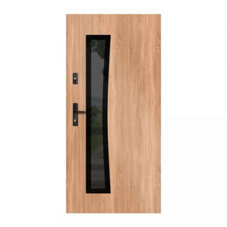 WIKĘD – drzwi zewnętrzne stalowe – GD02B