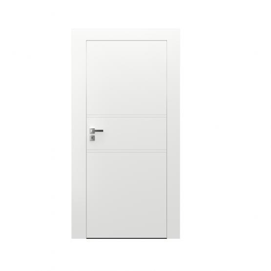 PORTA – drzwi wewnętrzne płycinowe- KOLEKCJA HIDE MODEL C