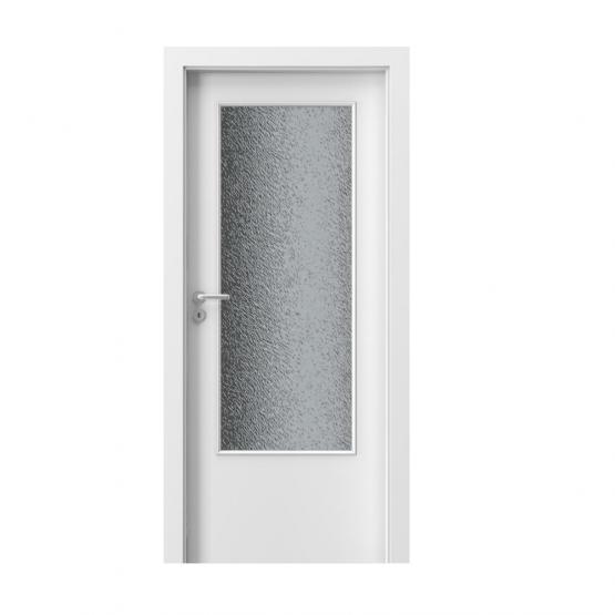 PORTA – drzwi wewnętrzne płycinowe- KOLEKCJA MINIMAX- MODEL D