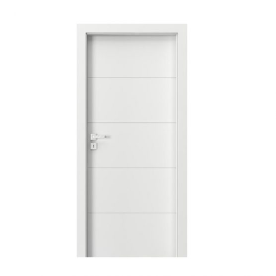 PORTA – drzwi wewnętrzne płycinowe- KOLEKCJA VECTOR PREMIUM- MODEL E