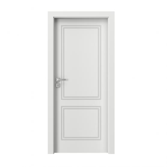 PORTA – drzwi wewnętrzne płycinowe- KOLEKCJA VECTOR PREMIUM- MODEL V