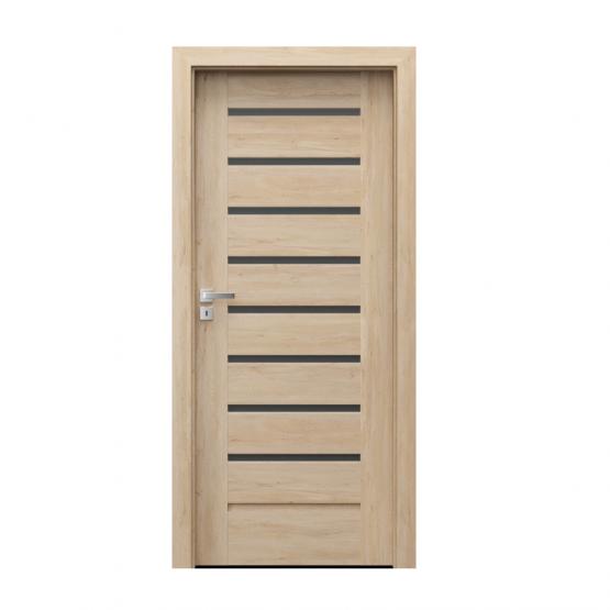 PORTA – drzwi wewnętrzne ramiakowe- KOLEKCJA KONCEPT-BUK SKANDYNAWSKI- A8