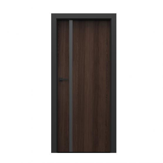 PORTA – drzwi wewnętrzne płycinowe- KOLEKCJA LOFT-DĄB HAWANA-MODEL 4.A.