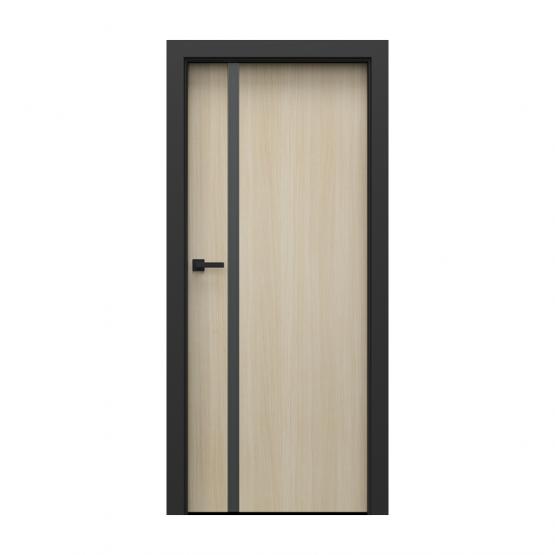 PORTA – drzwi wewnętrzne płycinowe- KOLEKCJA LOFT-DĄB MALIBU-MODEL 4.A.