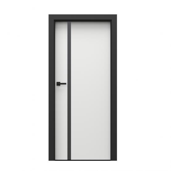PORTA – drzwi wewnętrzne płycinowe- KOLEKCJA LOFT-MODEL 4.A.