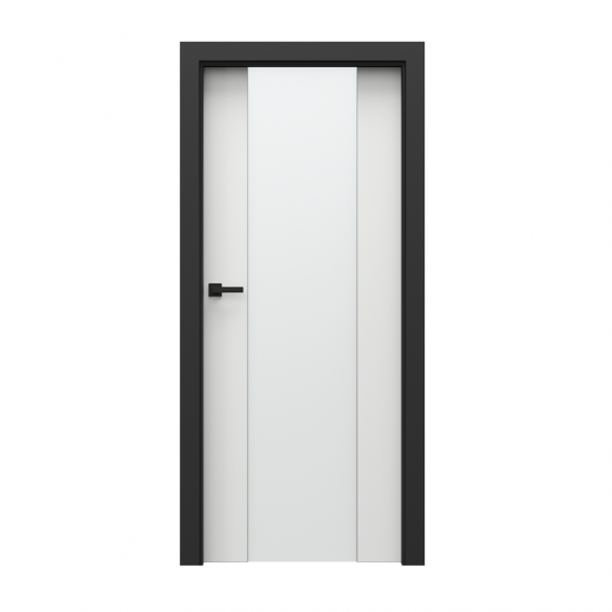 PORTA – drzwi wewnętrzne płycinowe- KOLEKCJA LOFT-MODEL 4.B.