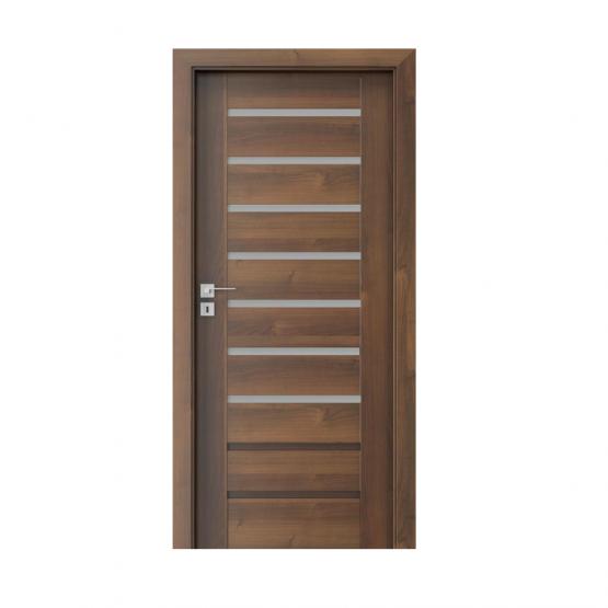 PORTA – drzwi wewnętrzne ramiakowe- KOLEKCJA KONCEPT-ORZECH-A7