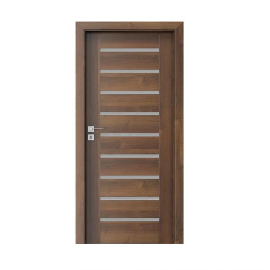 PORTA – drzwi wewnętrzne ramiakowe- KOLEKCJA KONCEPT-ORZECH-A9