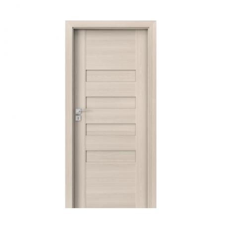 PORTA – drzwi wewnętrzne ramiakowe- KOLEKCJA KONCEPT-ORZECH BIELONY-H0