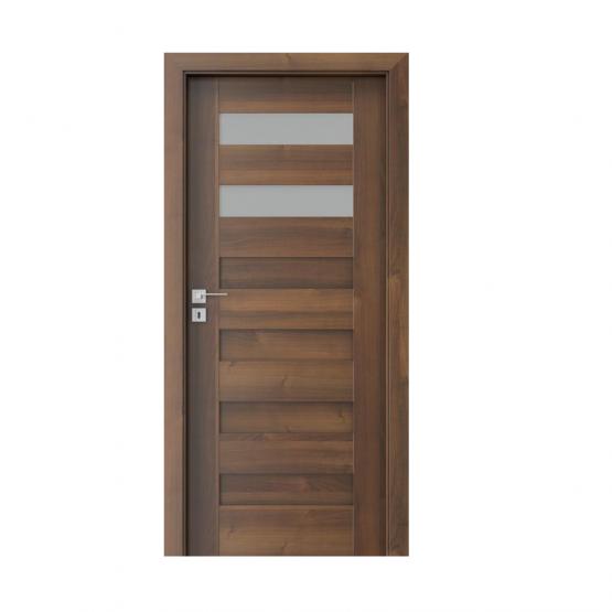 PORTA – drzwi wewnętrzne ramiakowe- KOLEKCJA KONCEPT-ORZECH-C2