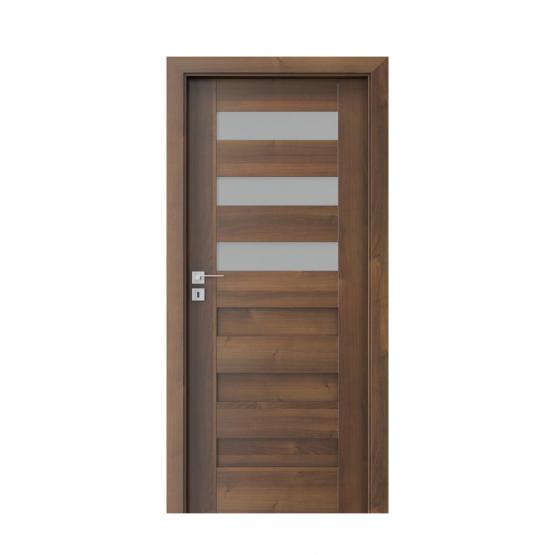 PORTA – drzwi wewnętrzne ramiakowe- KOLEKCJA KONCEPT-ORZECH-C3
