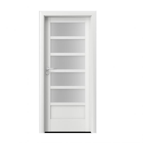 PORTA – drzwi wewnętrzne ramiakowe- KOLEKCJA VERTE HOME A – BIAŁY – A5