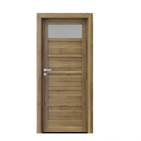 PORTA – drzwi wewnętrzne ramiakowe- KOLEKCJA VERTE HOME A – AKACJA MIODOWA- A1