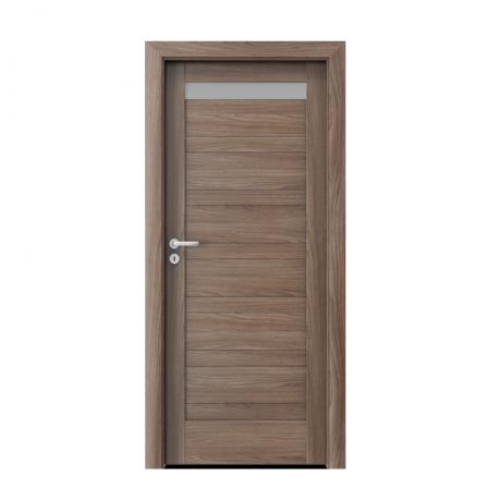 PORTA – drzwi wewnętrzne ramiakowe- KOLEKCJA VERTE HOME D – ORZECH VERONA 2 – D1