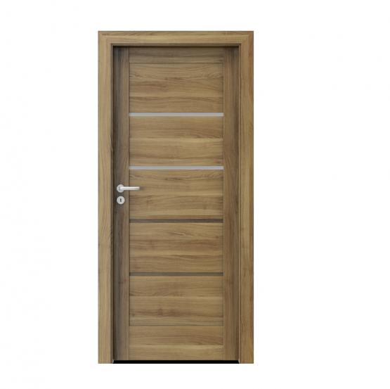PORTA – drzwi wewnętrzne ramiakowe- KOLEKCJA VERTE HOME G – AKACJA MIODOWA – G2