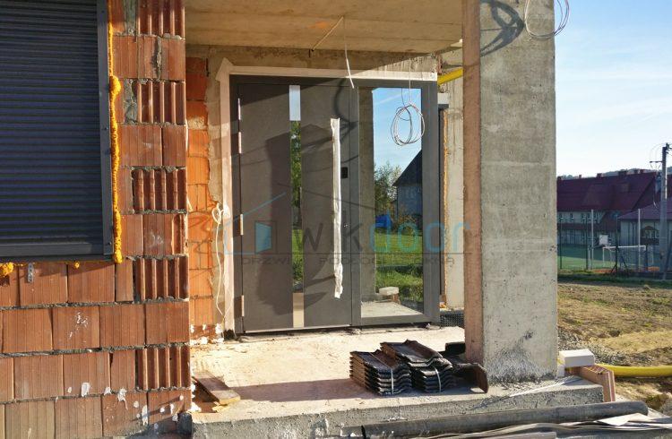 Montaż drzwi w Mordace k. Limanowej