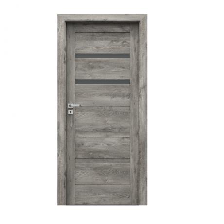 PORTA – drzwi wewnętrzne ramiakowe- KOLEKCJA VERTE HOME H – DĄB SYBERYJSKI – H2