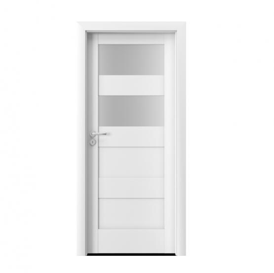 PORTA – drzwi wewnętrzne ramiakowe- KOLEKCJA VERTE HOME L – BIAŁY – L2