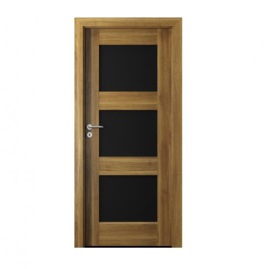 PORTA – drzwi wewnętrzne ramiakowe- KOLEKCJA VERTE PREMIUM B – AKACJA MIODOWA – B3