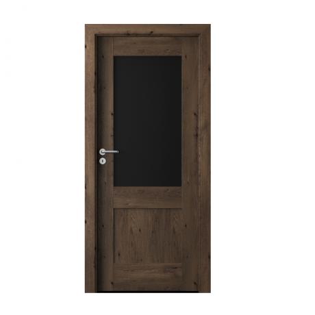 PORTA – drzwi wewnętrzne ramiakowe- KOLEKCJA VERTE PREMIUM C – DĄB POŁUDNIOWY – C1