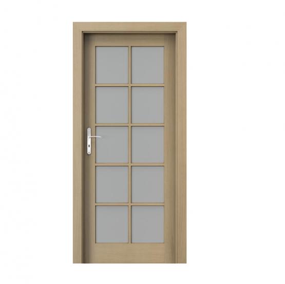 PORTA – drzwi wewnętrzne ramiakowe- KOLEKCJA CORDOBA – DUŻY SZPROS DĄB 1