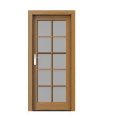 PORTA – drzwi wewnętrzne ramiakowe- KOLEKCJA CORDOBA – DUŻY SZPROS DĄB WINCHESTER