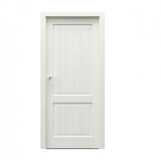 PORTA – drzwi wewnętrzne ramiakowe- KOLEKCJA CORDOBA – PEŁNE DĄB BIAŁY