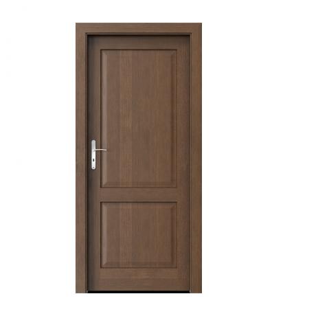 PORTA – drzwi wewnętrzne ramiakowe- KOLEKCJA CORDOBA – PEŁNE DĄB BRUNATNY