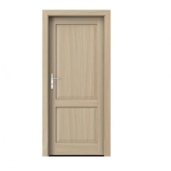 PORTA – drzwi wewnętrzne ramiakowe- KOLEKCJA CORDOBA – PEŁNE DĄB JASNY