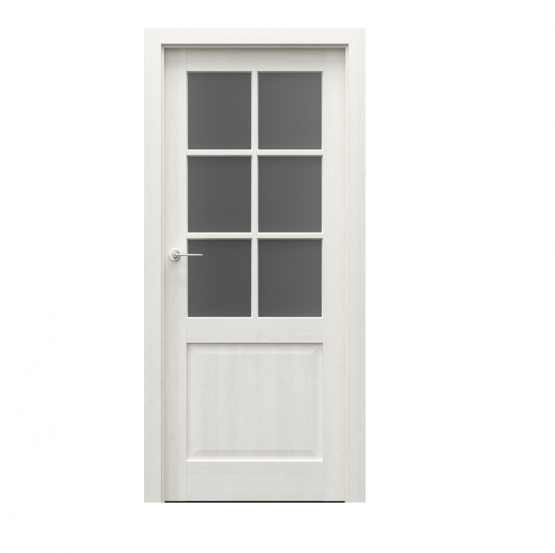 PORTA – drzwi wewnętrzne ramiakowe- KOLEKCJA CORDOBA – SZPROS DĄB BIAŁY