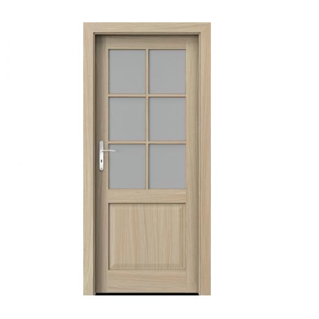 PORTA – drzwi wewnętrzne ramiakowe- KOLEKCJA CORDOBA – SZPROS DĄB JASNY