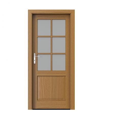 PORTA – drzwi wewnętrzne ramiakowe- KOLEKCJA CORDOBA – SZPROS DĄB WINCHESTER