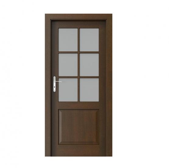 PORTA – drzwi wewnętrzne ramiakowe- KOLEKCJA CORDOBA – SZPROS MOCCA