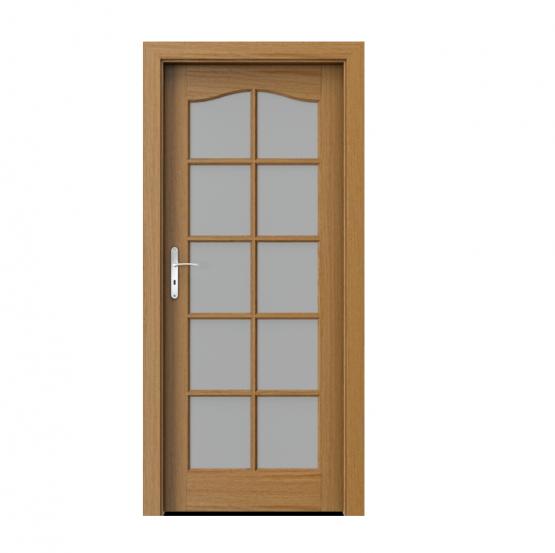 PORTA – drzwi wewnętrzne ramiakowe- KOLEKCJA MADRYT – DUŻY SZPROS DĄB WINCHESTER