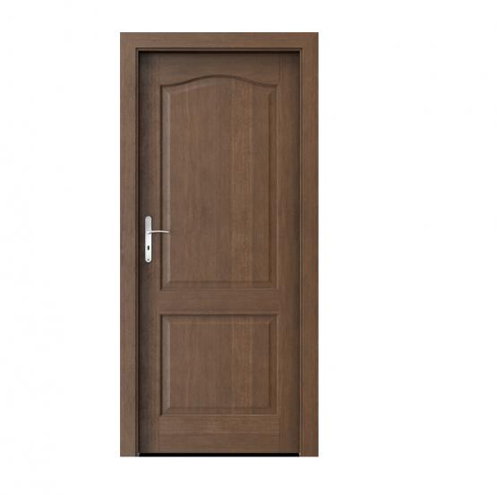 PORTA – drzwi wewnętrzne ramiakowe- KOLEKCJA MADRYT – PEŁNE DĄB BRUNATNY