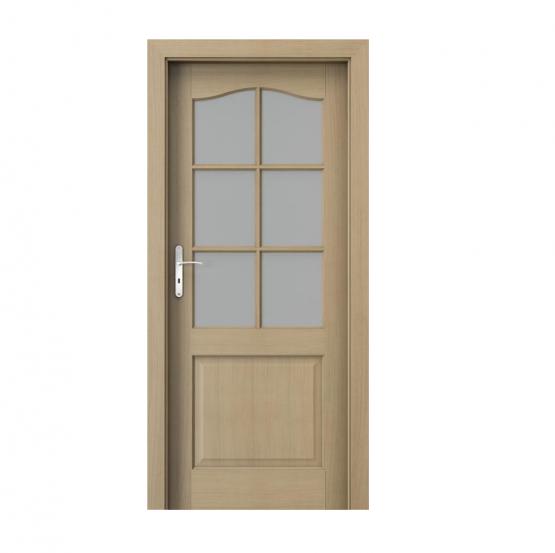 PORTA – drzwi wewnętrzne ramiakowe- KOLEKCJA MADRYT – SZPROS DĄB 1