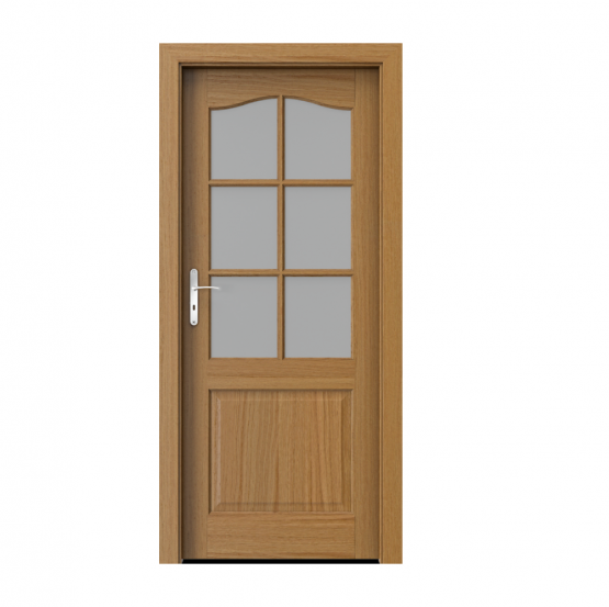 PORTA – drzwi wewnętrzne ramiakowe- KOLEKCJA MADRYT – SZPROS DĄB WINCHESTER
