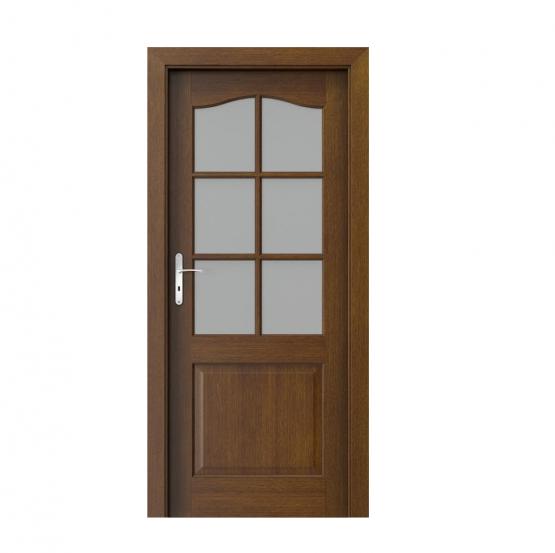 PORTA – drzwi wewnętrzne ramiakowe- KOLEKCJA MADRYT – SZPROS TABACCO