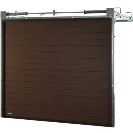 Brama garażowa uchylna, segmentowa – zdecyduj sam