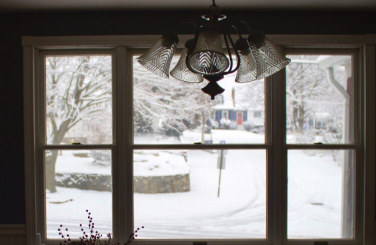 Wymień stolarkę okienną z końcem zimy 2021