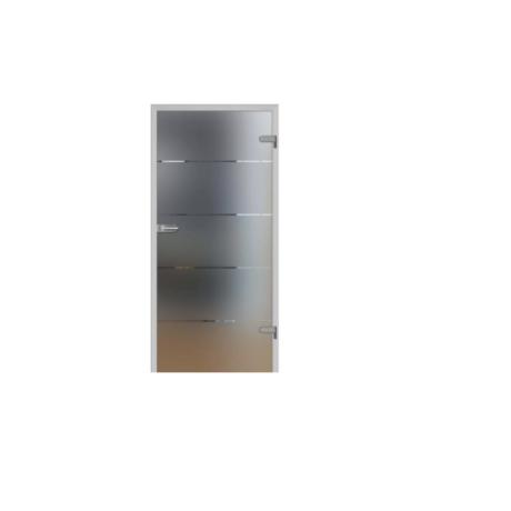 DRE- dzwi szklane – GALLA 2