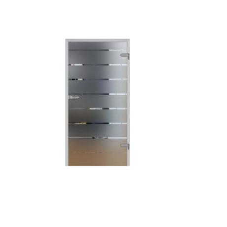 DRE- dzwi szklane – GALLA 3