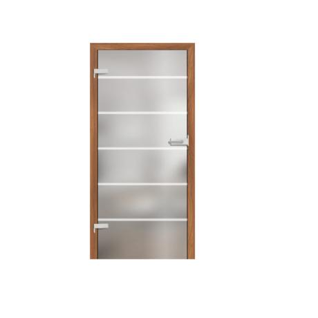ERKADO – drzwi wewnętrzne szklane- GRAF 17