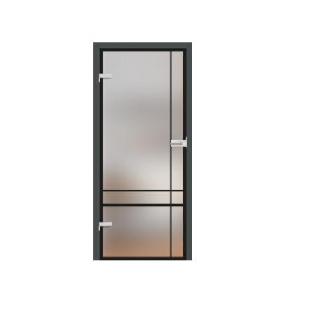 ERKADO – drzwi wewnętrzne szklane- GRAF 32