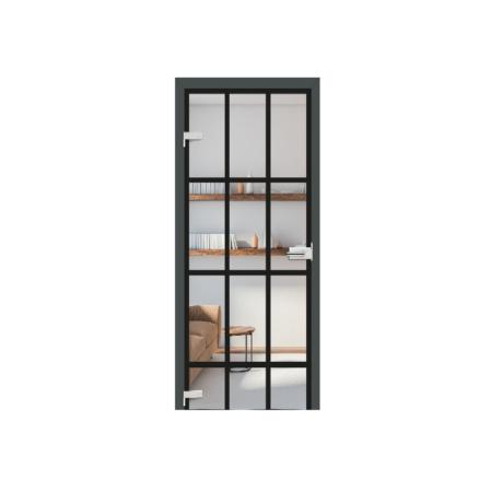 ERKADO – drzwi wewnętrzne szklane- GRAF 36